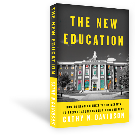 The New Education Book Cover