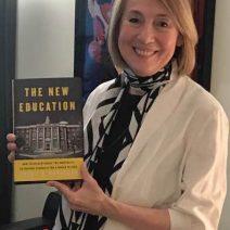 Cathy w New Education 2